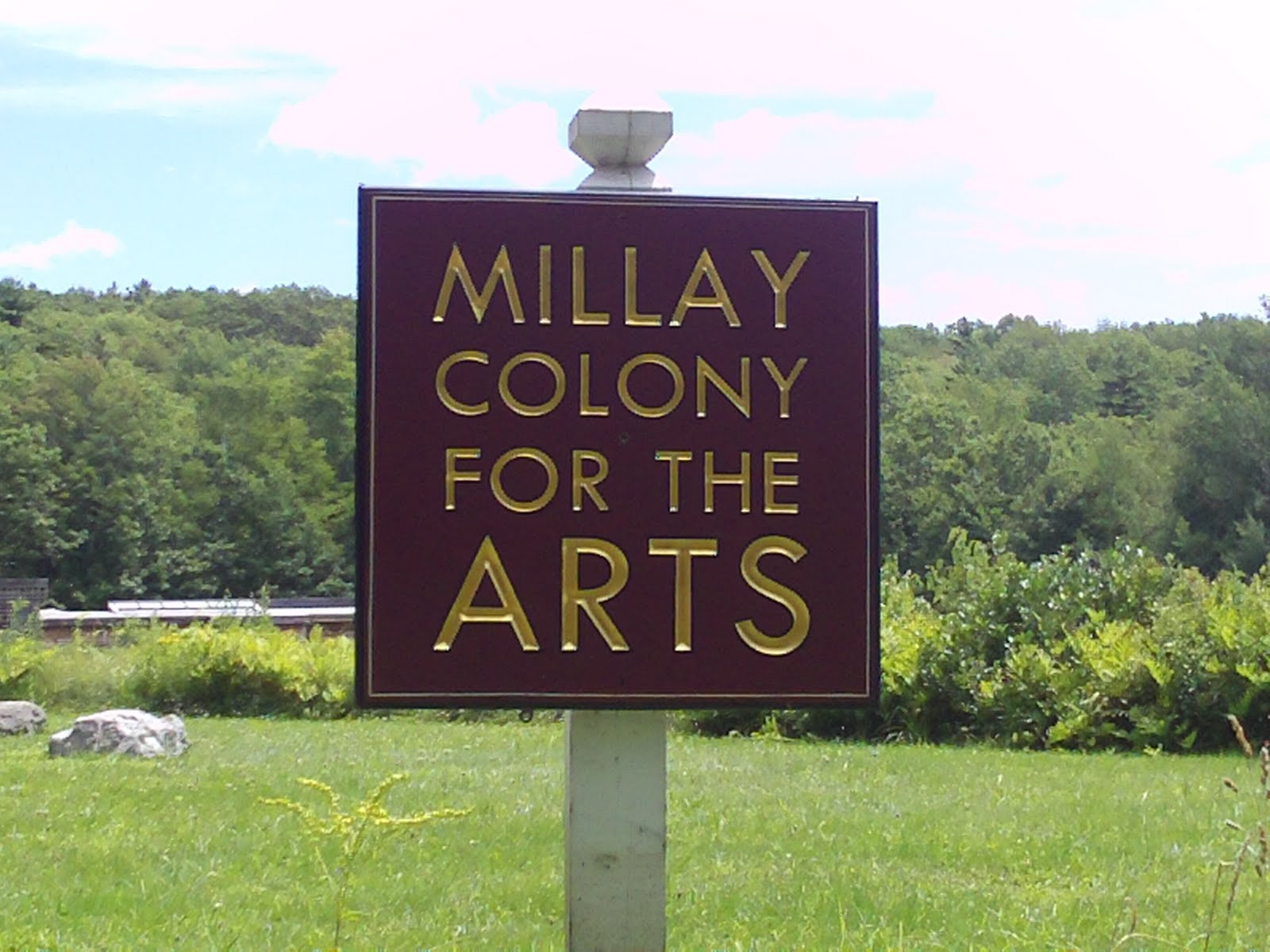 Image result for millay colony for the arts